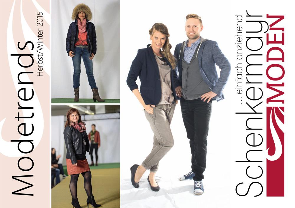 Modetrends Herbst/Winter 2016/2016