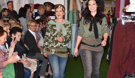 Modeschau Herbst Winter 2017 – DIE FOTOS